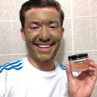 clean face caner